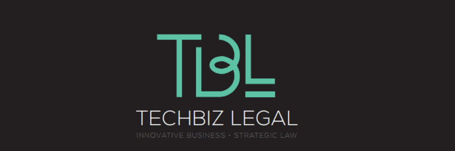 TechBiz Legal Logo Design